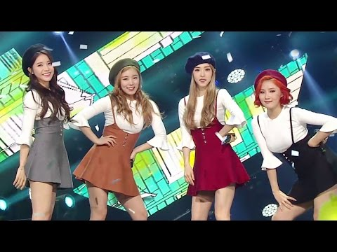 《MISCHIEVOUS》 MAMAMOO(마마무) - 넌 Is 뭔들(You're The Best) @인기가요 Inkigayo 20160320