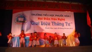 Trường Tiểu học Phước Hòa 1 - Việt Nam ơi! Việt Nam - Lớp 4/1