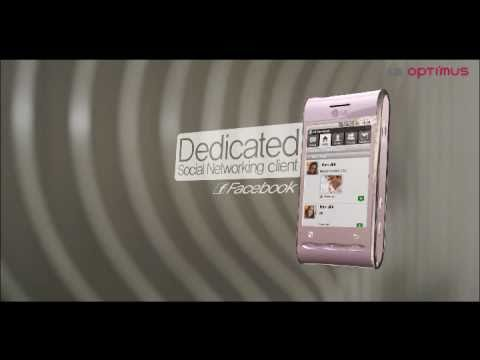 LG Optimus (GT540) product movie
