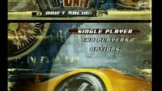 "[Ps2] Introduction du jeu ""D-Unit Drift Racing"" de l"