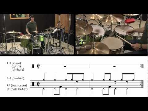 Joe McCarthy: Stylistic Coordination - Exercise 1, variation 2 B