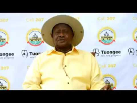 President Yoweri Museveni of Uganda explains why he's running for office again