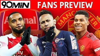RASHFORD SAVES MAN UNITED! Was it a penalty vs PSG!? ARSENAL VS MAN UNITED | MUST WIN for Arsenal!?