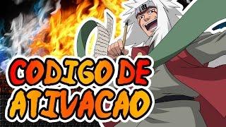 Codigo de Ativação no Naruto Online OAS GAMES [DESATUALIZADO]