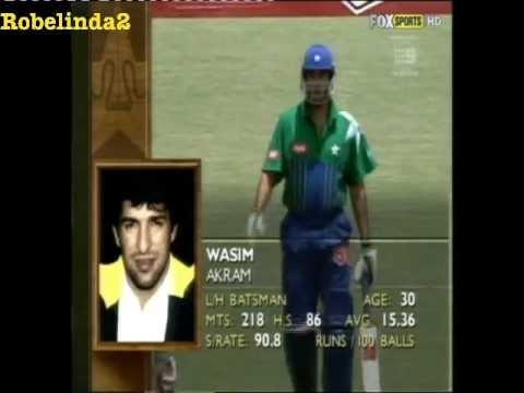 Pakistan vs Australia CLASSIC 1996 MATCH Adelaide