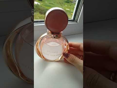 Отзыв на аромат Bulgari Rose Goldea