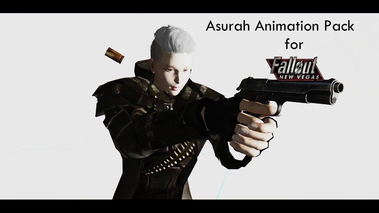Asurah Reanimation Pack at Fallout New Vegas - mods and community