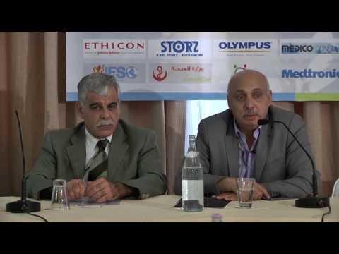 Conférence de presse de lancement de l'ATCMB