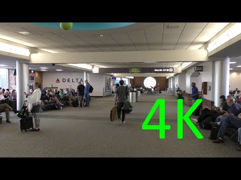 A 4K Tour of Albany International Airport (ALB)