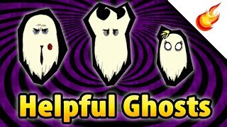 5 COOL Things Player GHOSTS Can Do 👻 Don't Starve Together