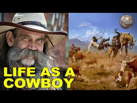 What It Was Like To Be A Wild West Cowboy