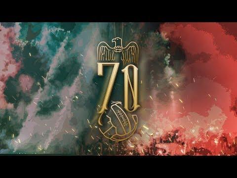 CURVA SUD : RAJA 70th ANNIVERSARY CELEBRATION | كورفا سود : احتفالية 70 سنة من الرجاء