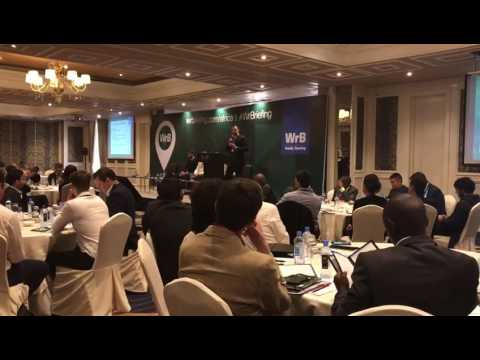 WRB Africa - Alessandro Fried talking about shifting business from retail to mobile
