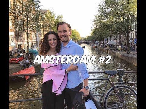Cum m-a păcălit iubitul meu că-mi cumpără un diamant | Amsterdam Travel Vlog 2017