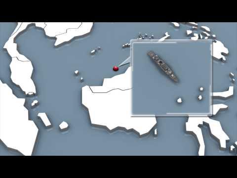 South China Sea dispute: Chinese coast guard intrudes into Malaysian waters near Borneo
