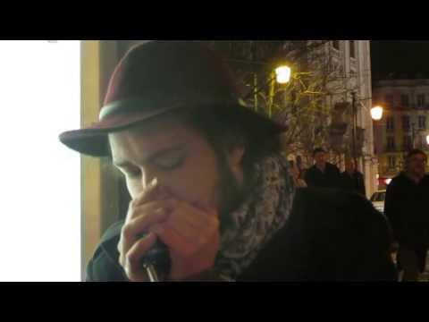 Street Artists Music - Lisbon 2017 March