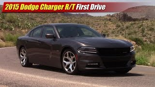 2015 Dodge Charger R/T First Drive