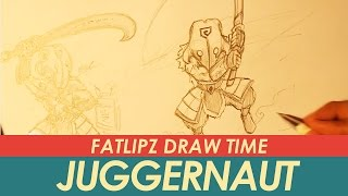 Fatlipz Draw Time - Juggernaut