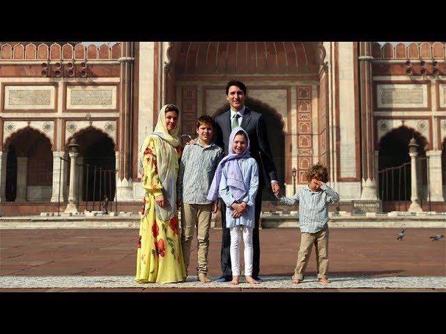 Canadian PM Justin Trudeau takes a dig at his India trip