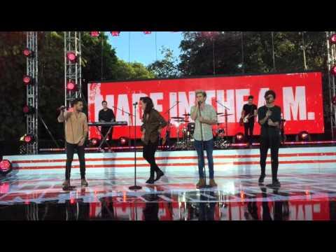 One Direction on Ellen ; Love You Goodbye