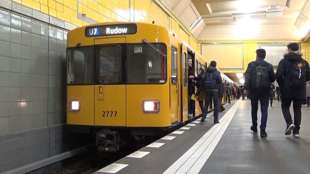 Berlin u bahn Rapid transit