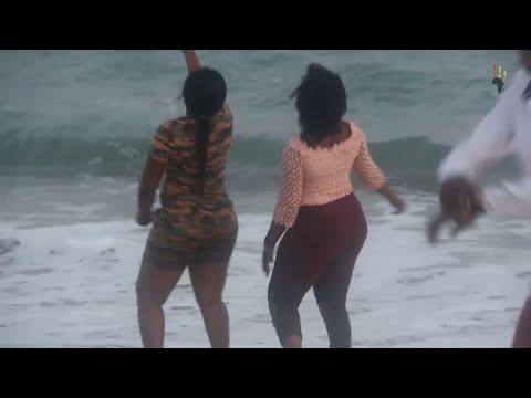 What Goes On At THE BEACH In Togo?