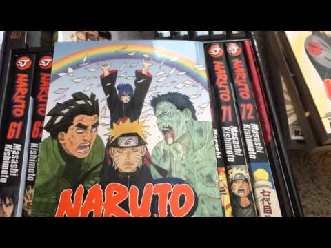 Watchbox Naruto