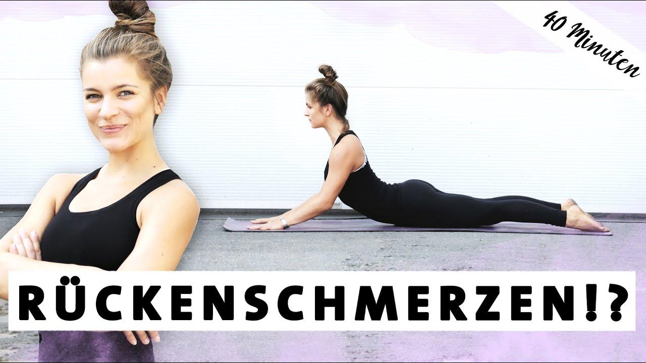 Yoga Gegen Ruckenschmerzen Starker Und Gesunder Rucken Ubungen