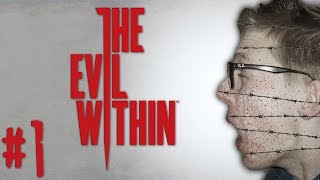 DIT IS EEN ZIEK SPEL! - The Evil Within #1