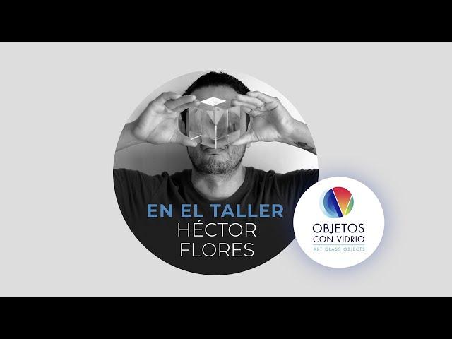 En el Taller de Hector M. Flores