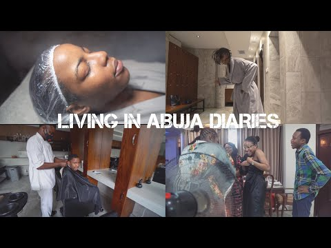 LIFE IN ABUJA  What we did for Father's Day,Opening up about being Ungrateful,Self care and spa day! from YouTube · Duration:  13 minutes 12 seconds