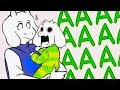 IF YOU LAUGH. you're not breathtaking... *99.75% FAIL* (Funny Undertale Comic Dubs)