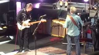 Before You Accuse Me - Eric Clapton w/ Jimmie Vaughan 5/1/15