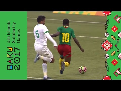 Football | Cameroon Vs Saudi Arabia |  15 May