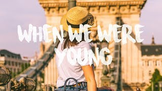 Lost Kings - When We Were Young Feat Norma Jean Martine