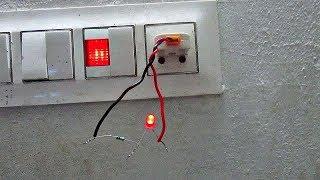 Sluit de LED op WISSELSTROOM - Hoe Sluit GELEID tot 220v AC Power Supply