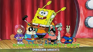 Download lagu SURFACES - SUNDAY BEST (SpongeBob Moments)