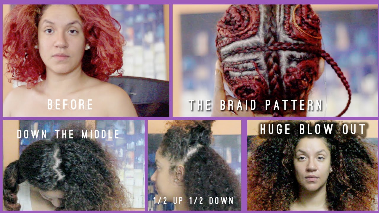 Vixen Sew In Tutorial W Wowafrican Com Can Your Sew In Do This Youtube