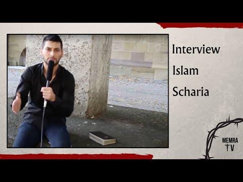 ABDUL / Interview über Islam, Scharia, Christen und Bibel. AUFWACHEN ISLAMISIERUNG!