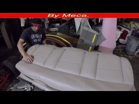 How install a ford f150 back seat covers Diy – instalar funda