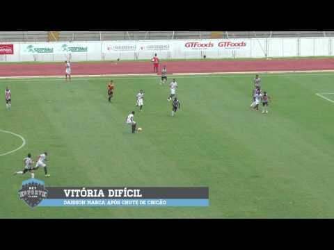 Gol de Grêmio Maringa 0 x 1 Operário - TV NEC