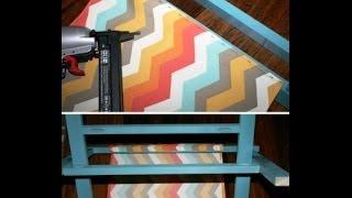Стул своими руками. Смотрите как сделать самому(Как сделать стул. Посмотрите, как можно легко и просто сделать раскладной стул своими руками. Даже если..., 2014-06-19T05:29:32.000Z)
