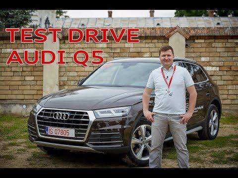 Am testat în România noul Audi Q5 (2017) AutoBlog.MD