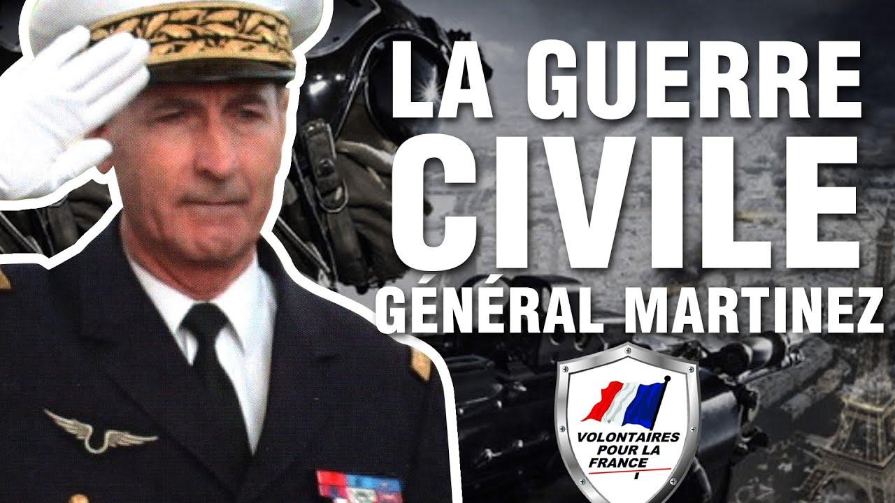 Général Antoine MARTINEZ - VPF