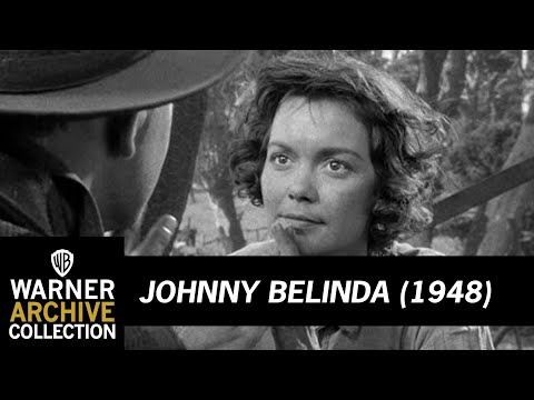 Johnny Belinda (1948) – Learning To Sign