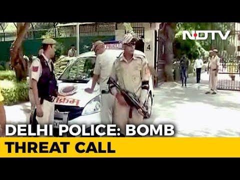 Bomb Threat At Delhi High Court, SWAT Teams, Fire Engines At Spot