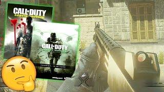 You NEED Infinite Warfare to Play Modern Warfare Remastered?!