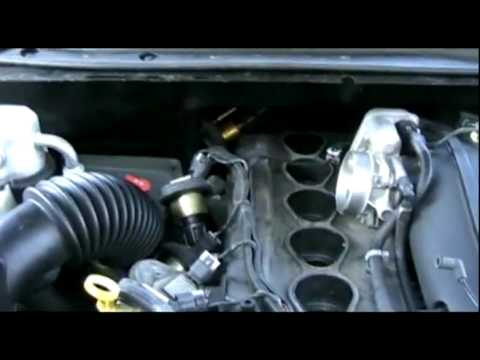 Chevy Trailblazer spark plug replacement 42 I6 - YouTube