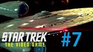 Star Trek (2013) The Video Game Walkthrough Part 7: Space Battle