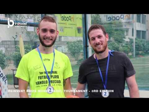 ReInvent Prize Money Padel Tournament - 3rd Edition